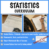 Statistics-Whole Curriculum (Growing Bundle with videos of