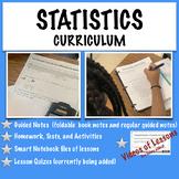 Statistics-Whole Curriculum (Growing Bundle)