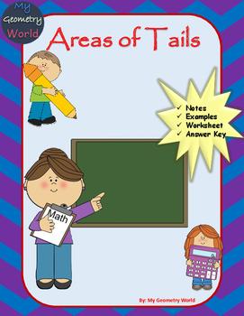 Statistics Worksheet: Area of Tails