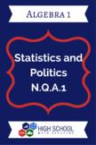 Statistics and Politics Lesson Plan N.Q.A.1
