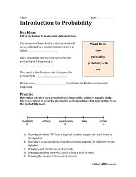 Statistics and Probability - Complete Supplementary Pack