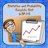 Statistics and Probability Complete Unit: 6.SP.1-5