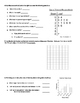 Statistics and Probability Quiz Review