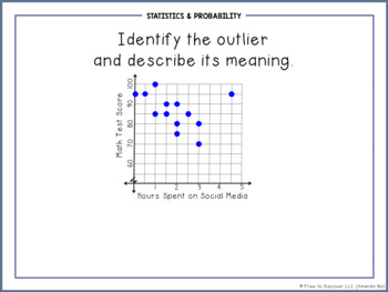 Statistics And Probability Review Game 8th Grade By Free