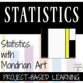 Statistics with Mondrian Project based learning with EDITA