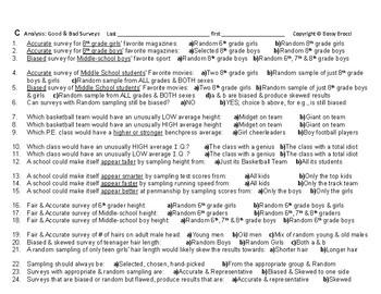Stats & Data 13: Misleading & Misinterpreting Surveys & Statistics