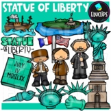 Statue Of Liberty Clip Art Bundle {Educlips Clipart}