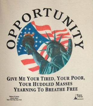 Statue Of Liberty - Opportunity!