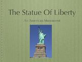 Statue Of Liberty Slide Presentation