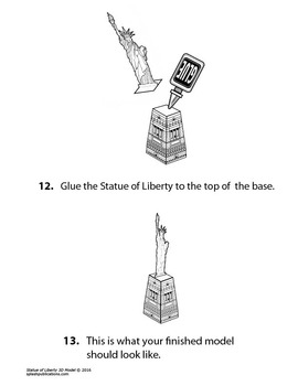 Statue of Liberty 3D Model #weholdthesetruths #kindnessnation