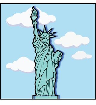 statue of liberty 3d model by splash publications tpt