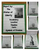 Statue of Liberty Research Report/ US Symbols