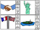 Statue of Liberty Clip Cards