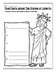 Statue of Liberty Comprehension Pack