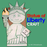 Tactueux image intended for printable statue of liberty template