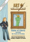 Statue of Liberty, Drawing the Torch of Freedom - DVD