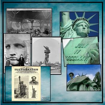 Statue of Liberty & Ellis Island PowerPoint BUNDLE