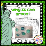 Statue of Liberty Experiment - Why Is She Green?