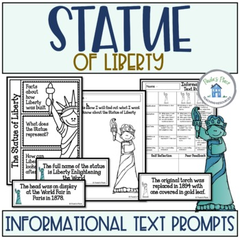 Statue of Liberty - Information Text