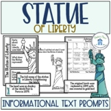 Statue of Liberty Informational Writing