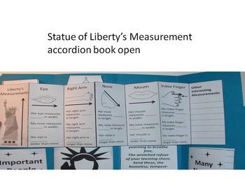 Statue of Liberty Lapbook