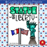 Statue of Liberty (Non-Fiction for Kinders)  {Ladybug Learning Projects}