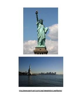 Statue of Liberty Reading