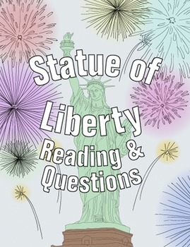 Statue of Liberty Reading and Questions