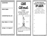 Statue of Liberty Research Project Brochure Template, Geog
