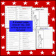 Statue of Liberty Scavenger Hunt grades 3 - 5