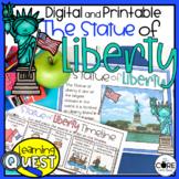 Statue of Liberty Unit and Digital Activities   American Symbols
