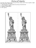 Statue of Liberty United States Symbols