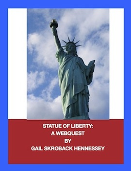 Statue of Liberty: Webquest