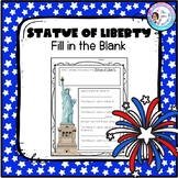Statue of Liberty: Fill-in-the-Blank