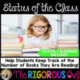 Status of the Class | Print & Digital | Distance Learning