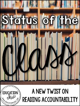 Status of the Class Data Sheets