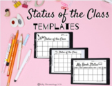 Status of the Class Templates