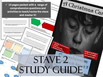 Stave 2 Comprehension Guide A Christmas Carol