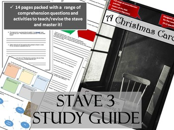 Stave 3 Comprehension Guide A Christmas Carol