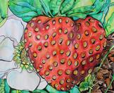 Stawberry Art