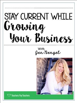 Stay Current While Growing Your Business