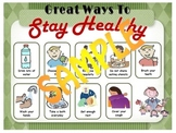 Stay Healthy Poster