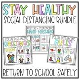 Stay Healthy Social Distancing Bundle