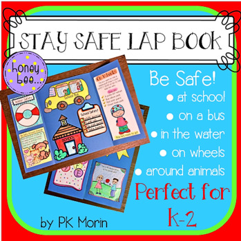Stay Safe Lap Book