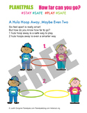Stay Safe Poster Lesson W Poem Safe Distance During Covid