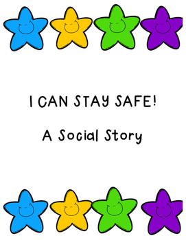 Social Story - Staying with Adults