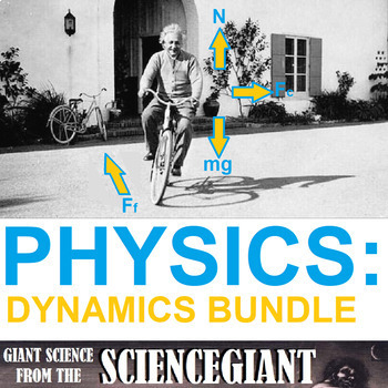 StayGiant Physics Bundle: Dynamics