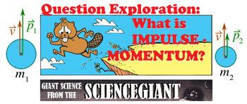 StayGiant Physics Bundle: Impulse and Momentum
