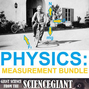 StayGiant Physics Bundle: Measurement