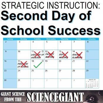 StayGiant Second Day of School Success